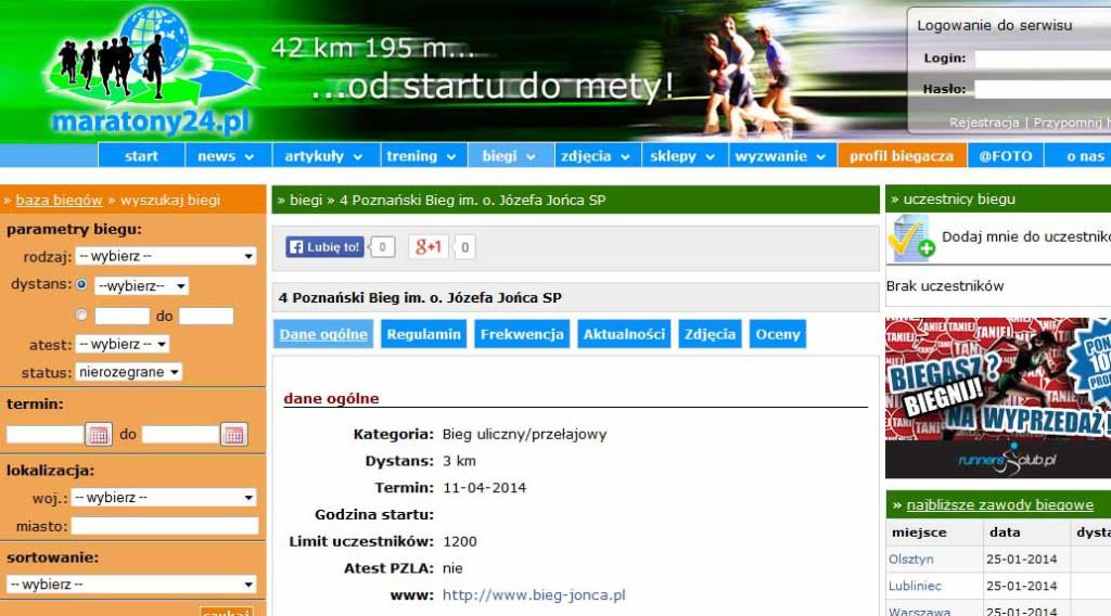 maratony 24