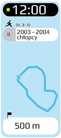 trasa II