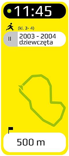 kategorie trasa II