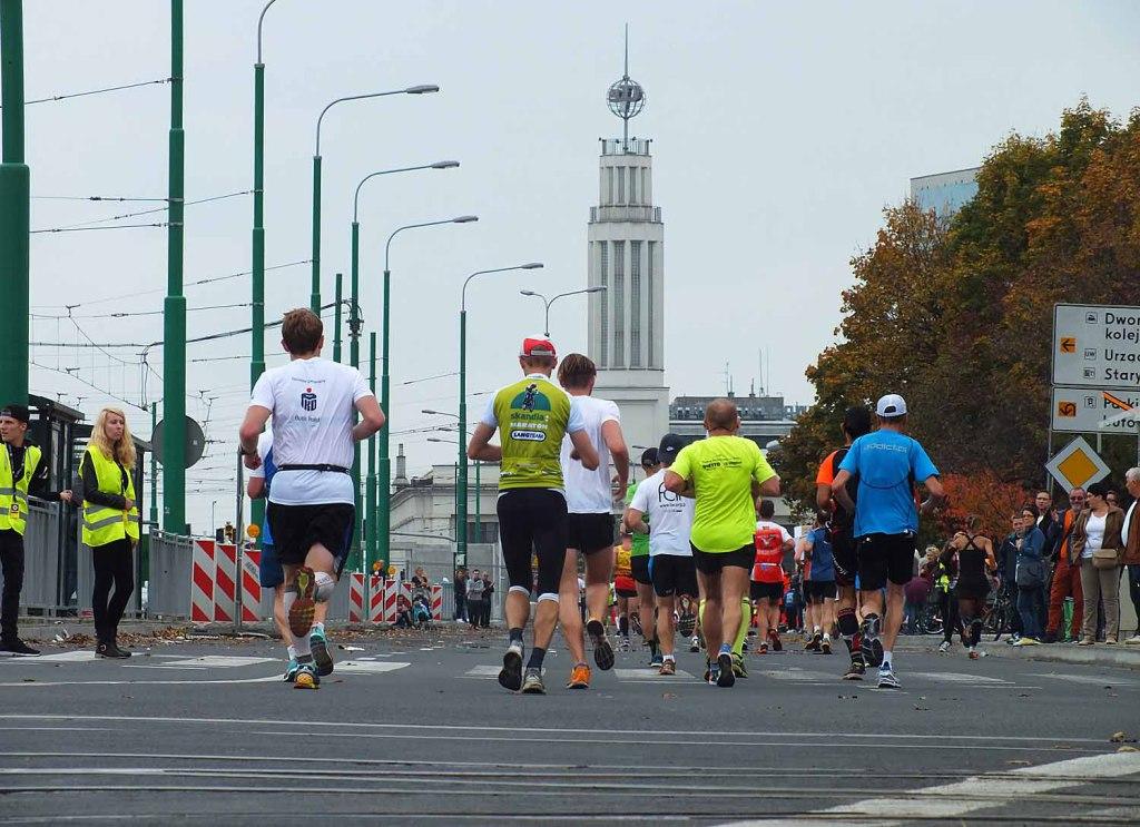 zdjęcia 15. Poznań Maraton