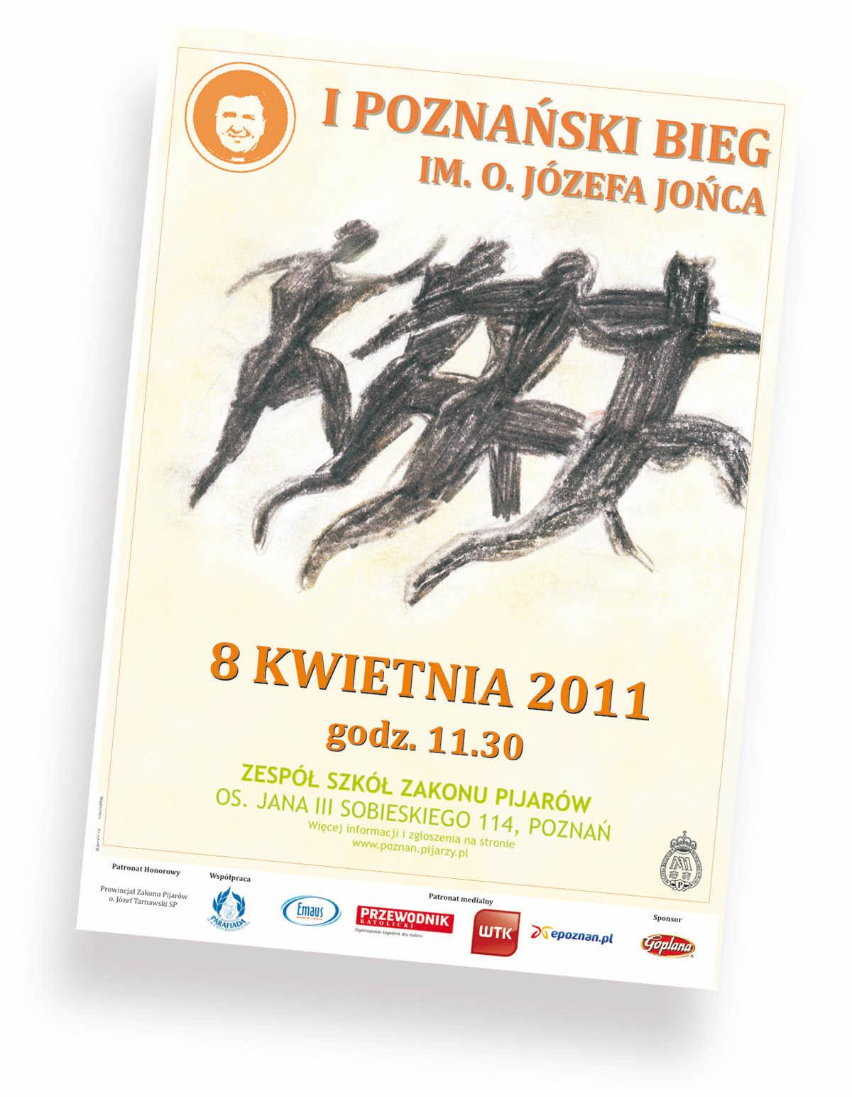 plakat biegu 2011 ok